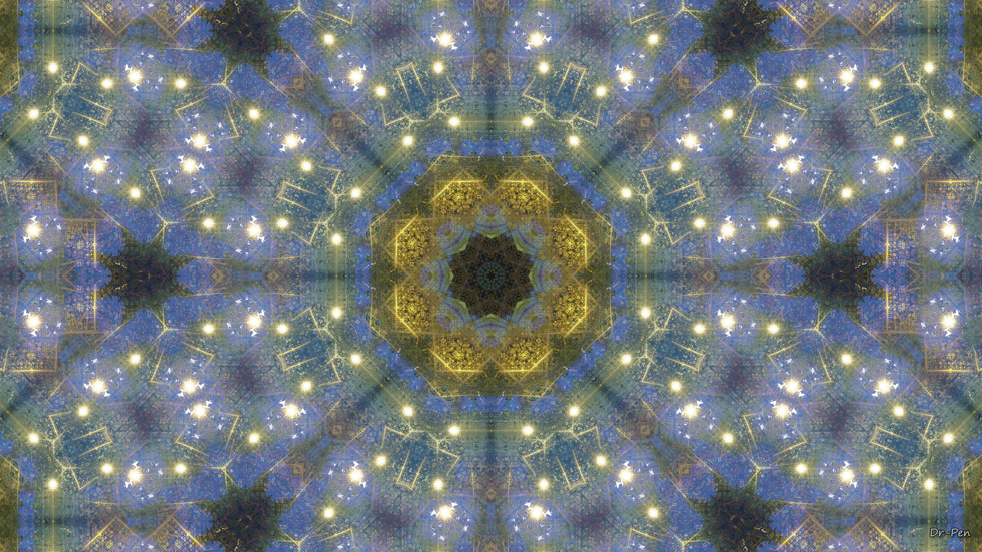 Blue-and-Gold-Mandala-1920x1080-wallpaper-wpc5802916
