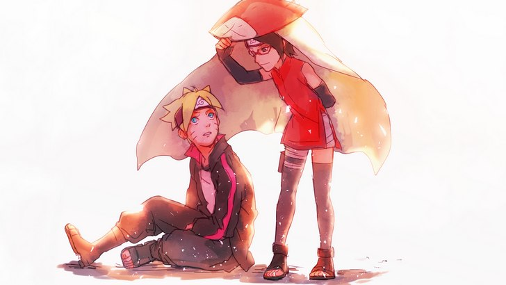 Boruto-Uzumaki-and-Sarada-Uchiha-wallpaper-wp3603669