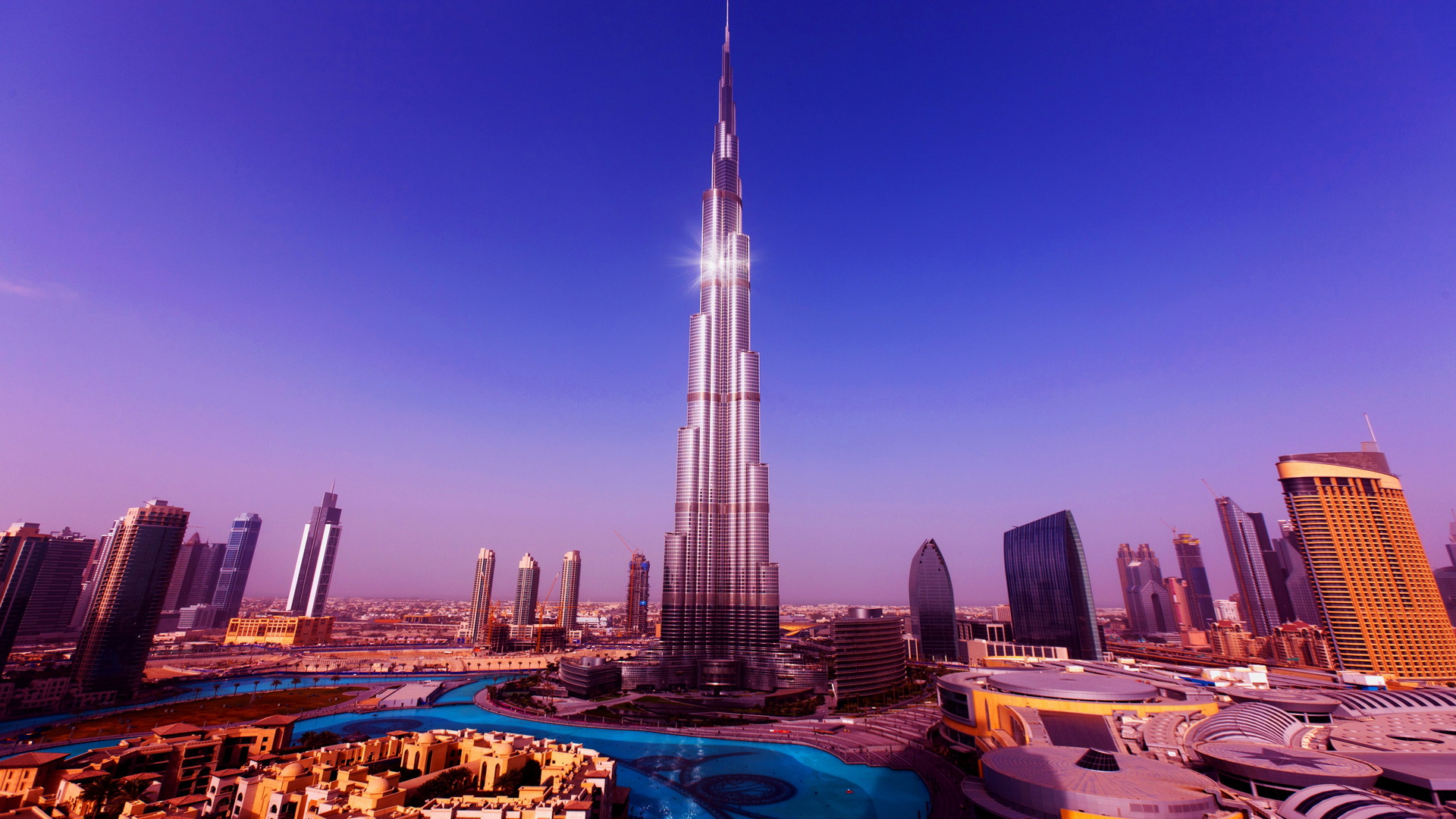 Burj-Khalifa-Dubai-Skyline-Android-free-download-wallpaper-wpc5803097