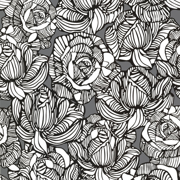 Calista-Grey-Modern-Rose-design-by-Brewster-Home-Fashions-liked-on-Polyvore-featur-wallpaper-wp3603835