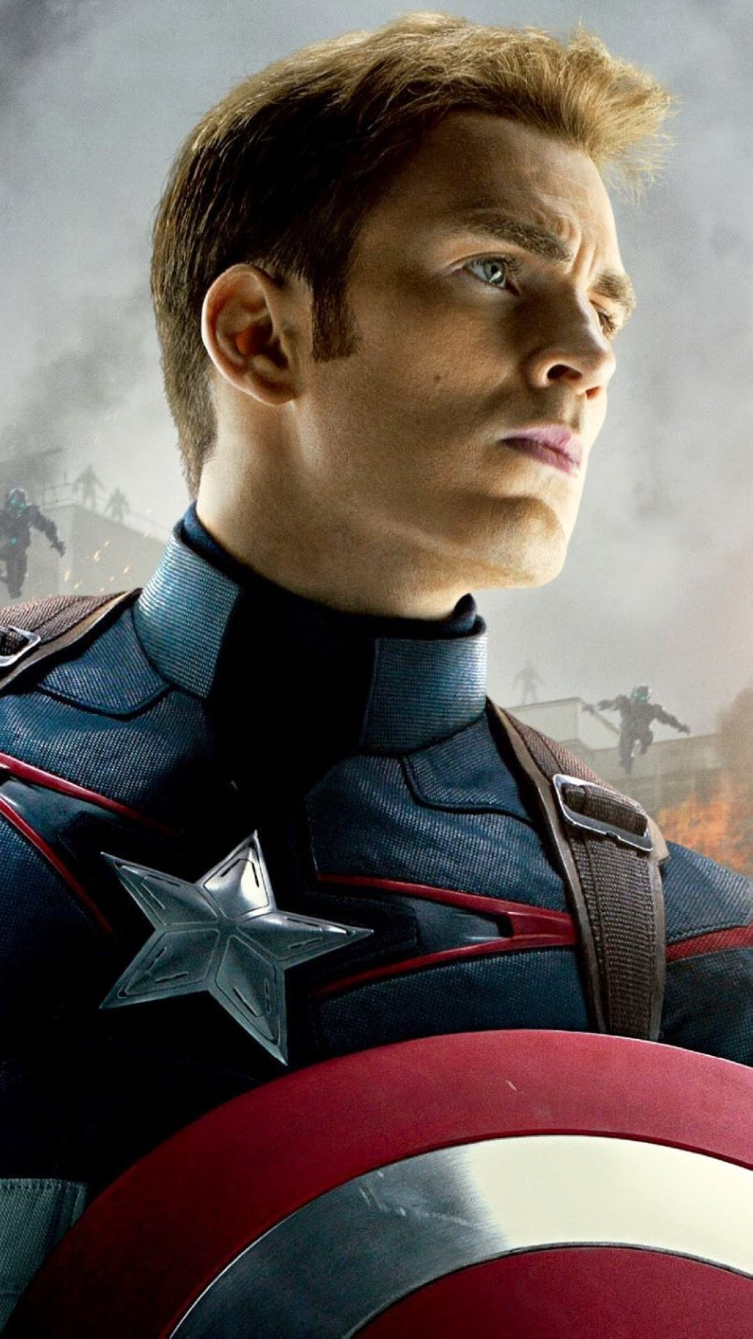 Captain-America-Tap-to-see-Avengers-Age-of-Ultron-Apple-iPhone-HD-Collection-avenge-wallpaper-wpc5803217