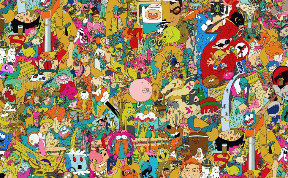 Cartoon-Network-Th-Anniversary-HD-wallpaper-wpc5803301