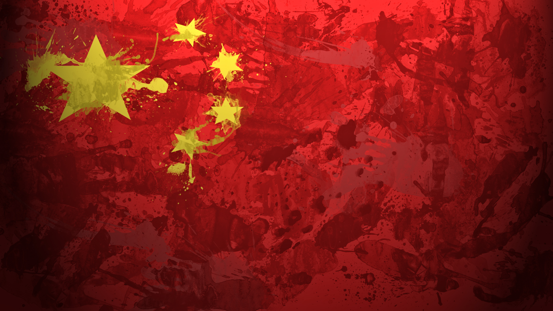 China-Flag-Art-wallpaper-wp3604060