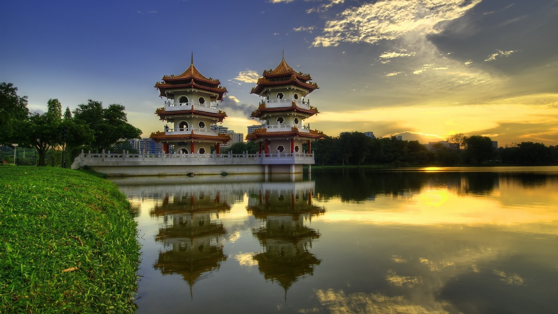 Chinese-Pagoda-Lake-Building-nice-view-1920-1080-wallpaper-wp3803764