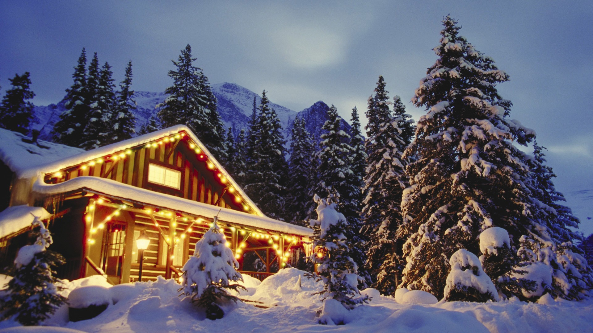 Christmas-cabin-mountain-winter-snow-holiday-wallpaper-wpc5803459