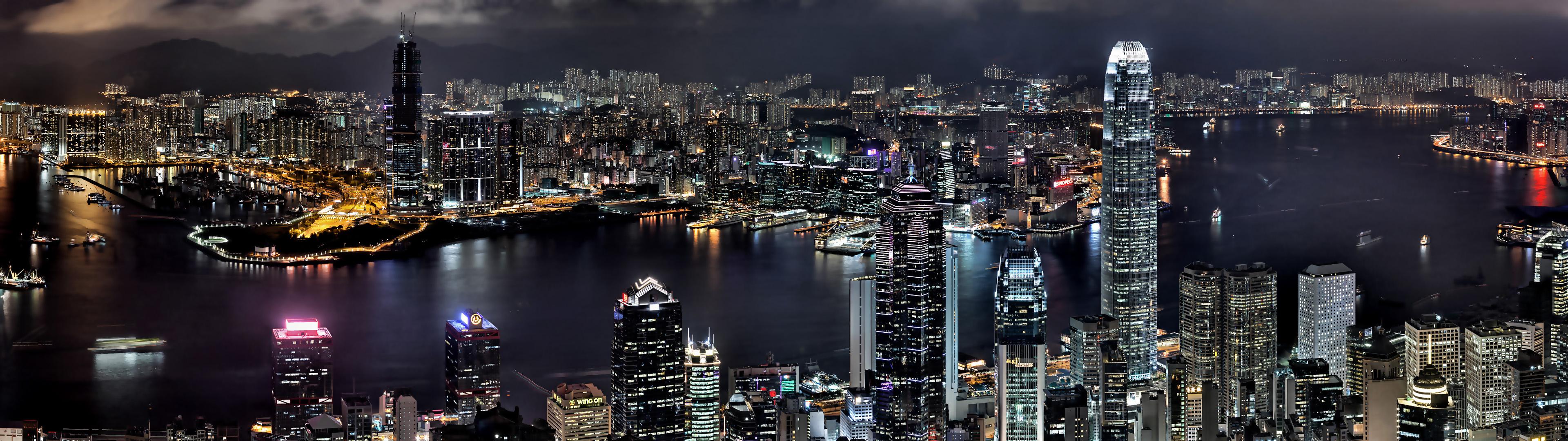 Cityscapes-night-buildings-Hong-Kong-x1080-UP-wallpaper-wpc5803511
