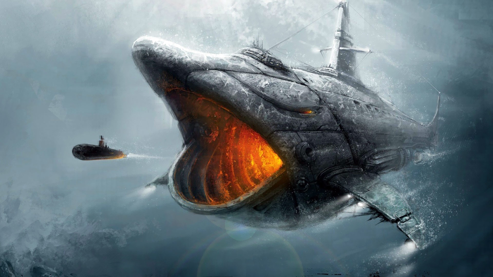 Collection-«Shark-»-wallpaper-wp38011819