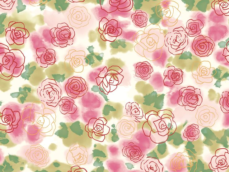Collection-of-Floral-Pattern-on-HD-wallpaper-wp3803884