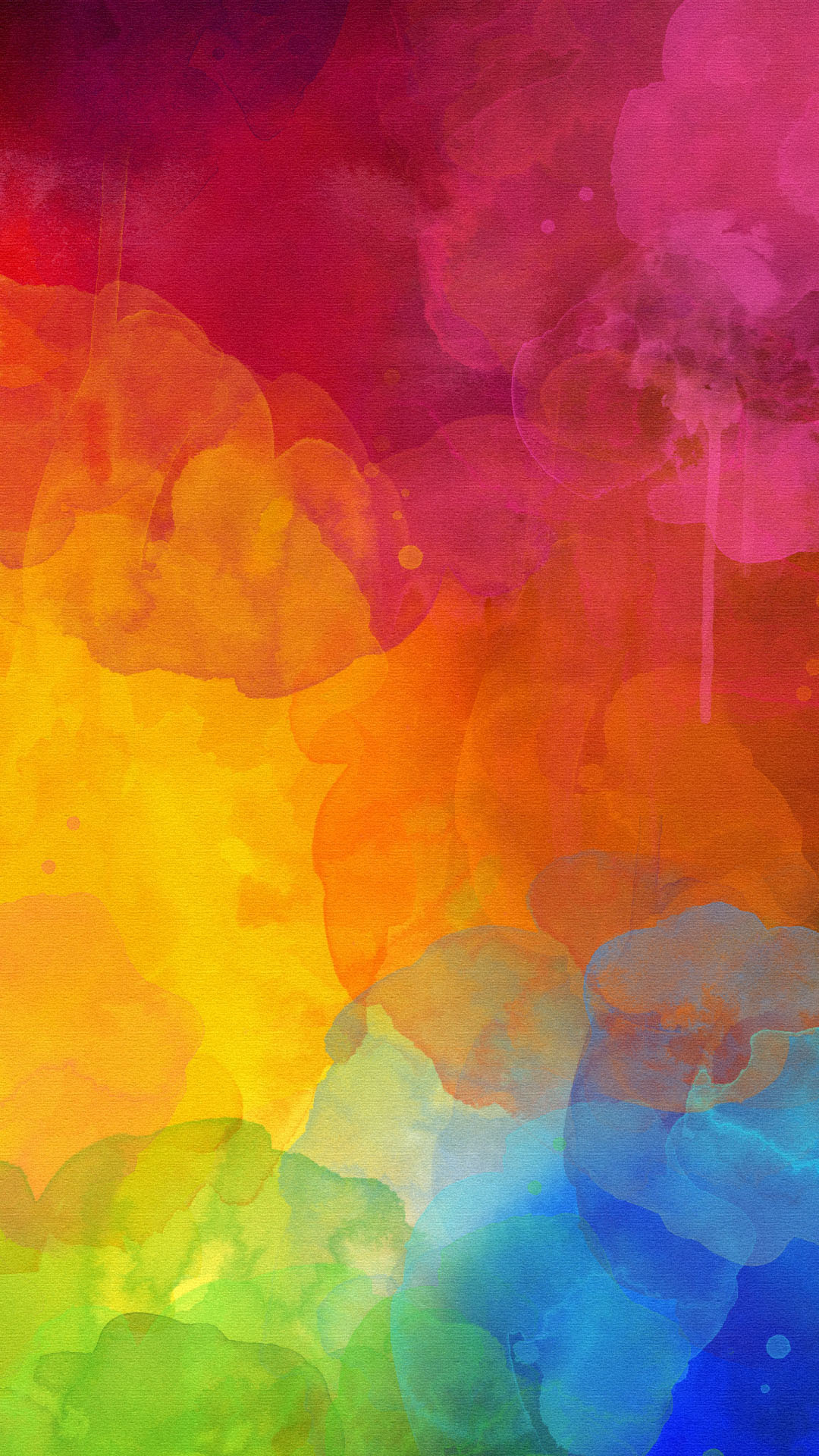 Colourful-Watercolour-Mark-Color-of-rainbow-in-abstract-wallpaper-wpc5803596