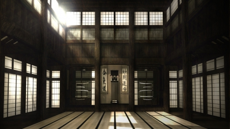 Dojo-a-place-where-judo-jujustu-aikijujutsu-and-kendo-is-practiced-wallpaper-wpc9004326