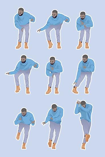 Drake-hotline-bling-and-image-wallpaper-wp3804913