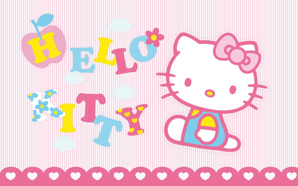 Free-download-Picture-of-Hello-Kitty-with-Name-and-Stripped-Background-wallpaper-wpc9005214