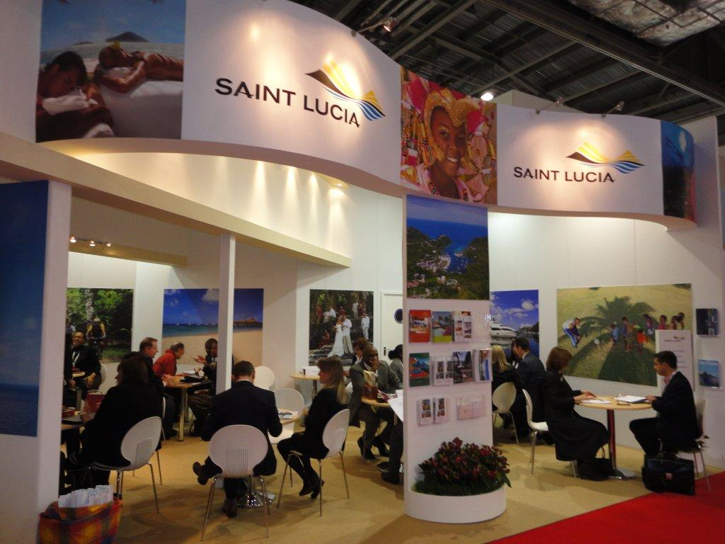 Greetings-from-Coco-Palm-at-World-Travel-Market-–-Saint-Lucia-Stand-wallpaper-wpc5805589