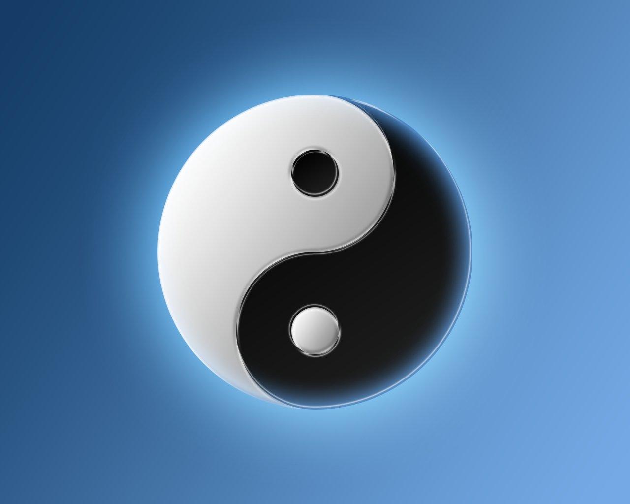 Fond D Ecran Yin Et Le Yang Downloadwallpaper Org