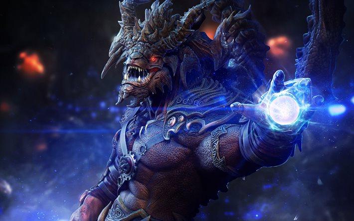 Lord-Sorrow-magic-demon-monster-energy-ball-wallpaper-wpc5806865