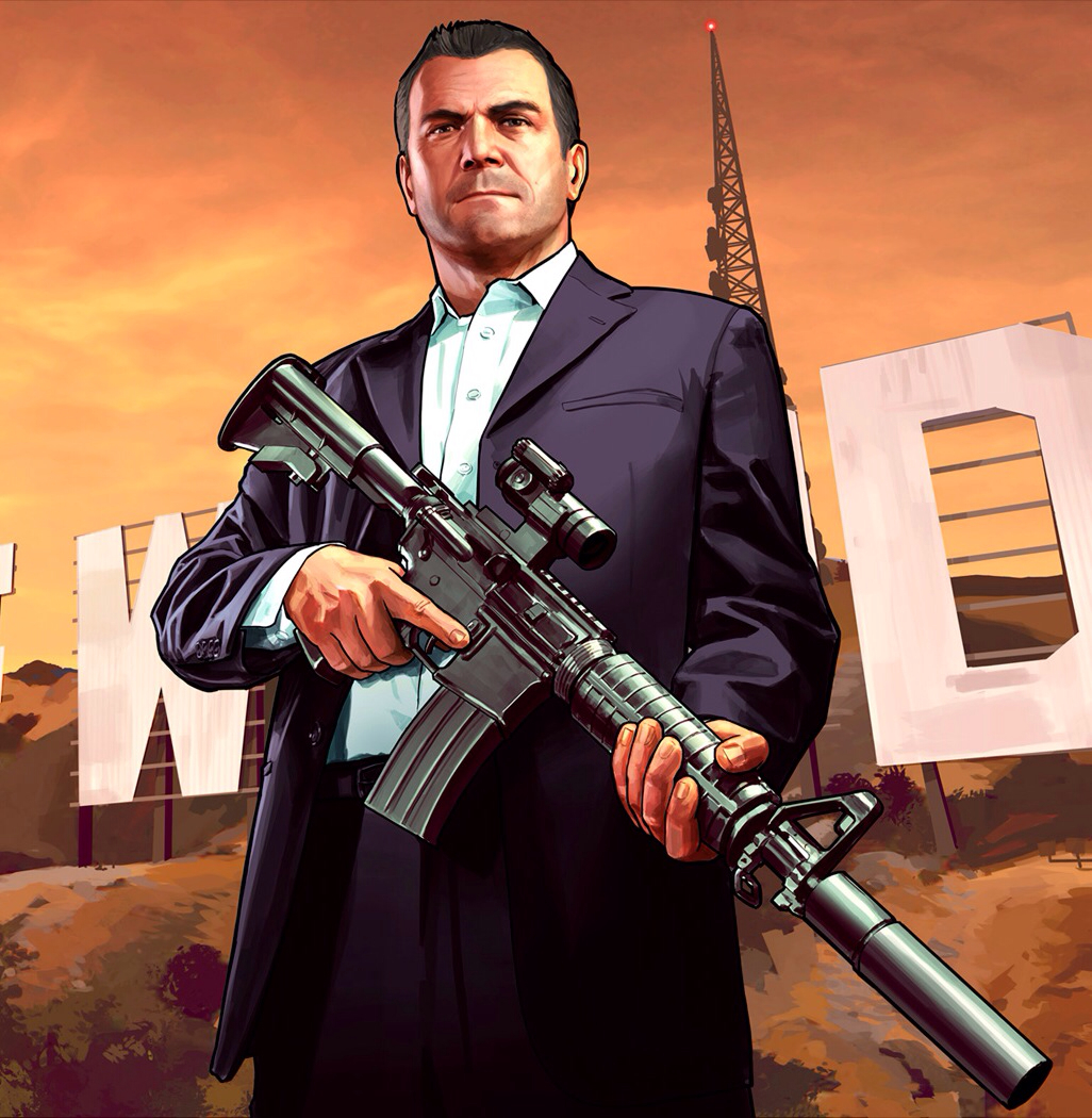 Micheal-De-Santa-•-GTA-wallpaper-wpc9007603