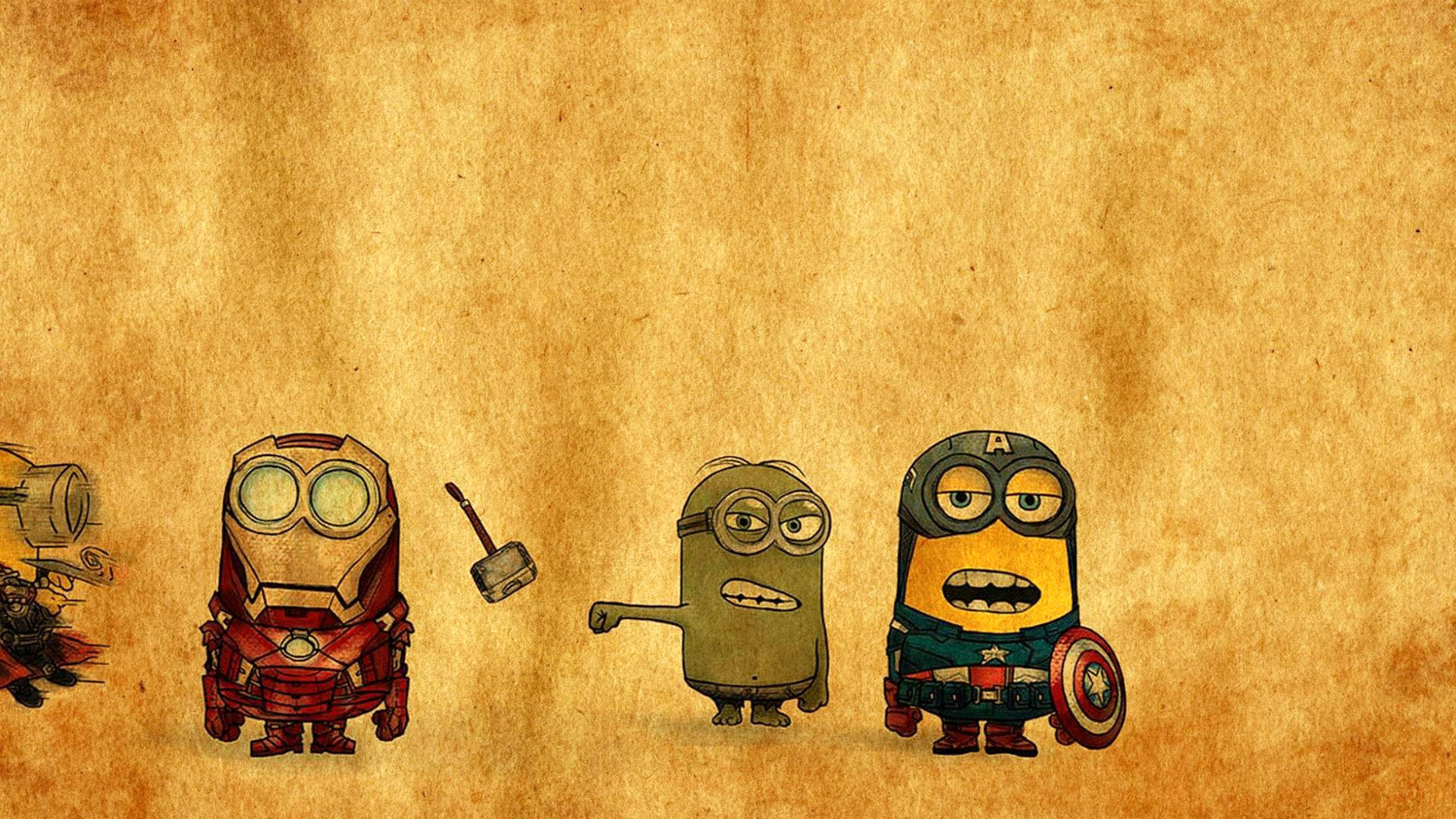 Minions-Avengers-Drawing-exclusive-HD-for-Desktop-background-Iphone-Ipad-and-and-wallpaper-wpc5807234