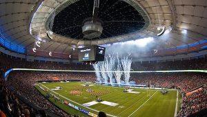 Fußballfeld Tapete