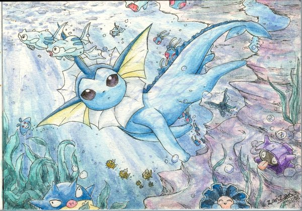 Vaporeon-by-Kidura-on-deviantART-wallpaper-wpc5809836
