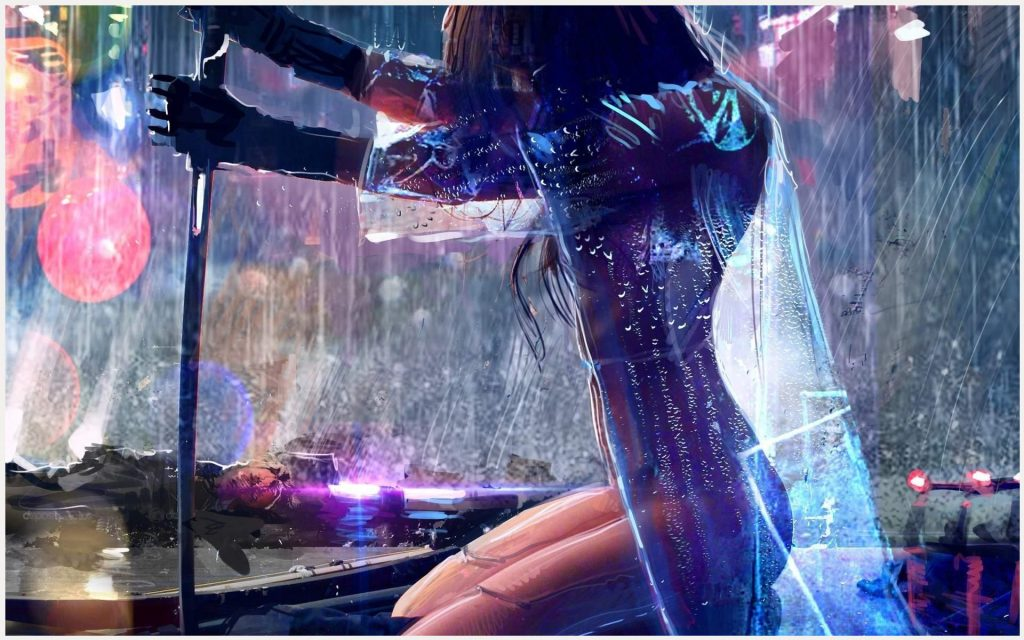 Warrior-Girl-In-Rain-warrior-girl-in-rain-1080p-warrior-girl-in-rain-wallpape-wallpaper-wpc58010095