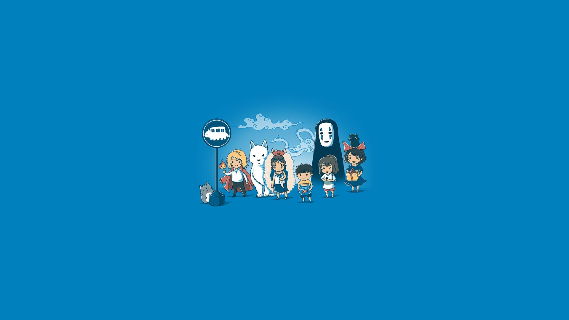 anime-Studio-Ghibli-My-Neighbor-Totoro-Totoro-Howl-s-Moving-Castle-Princess-Mononoke-Sp-wallpaper-wp36016