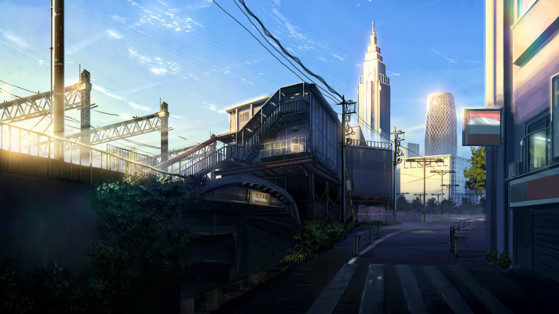 anime-city-road-architecture-1080P-1920×1080-wallpaper-wp3602597