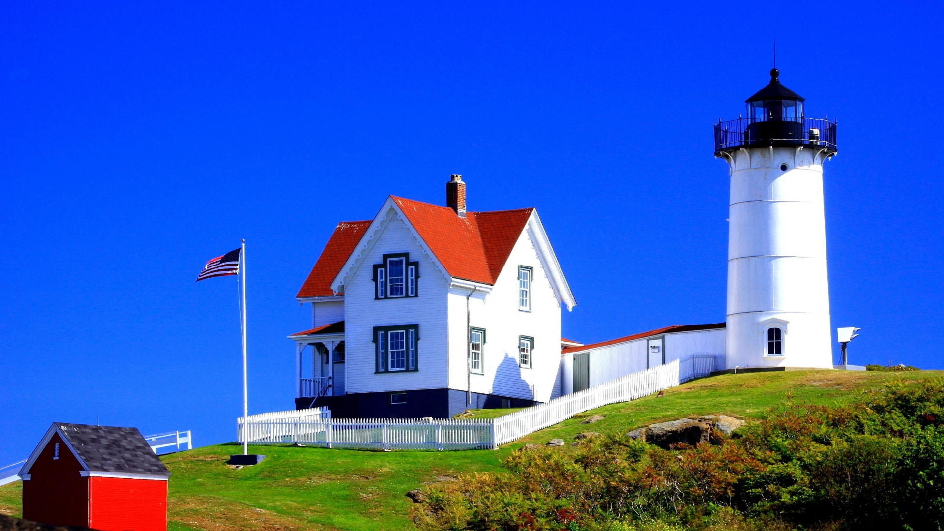 blue-sky-over-american-lighthouse-1920×1080-wallpaper-wp3603553