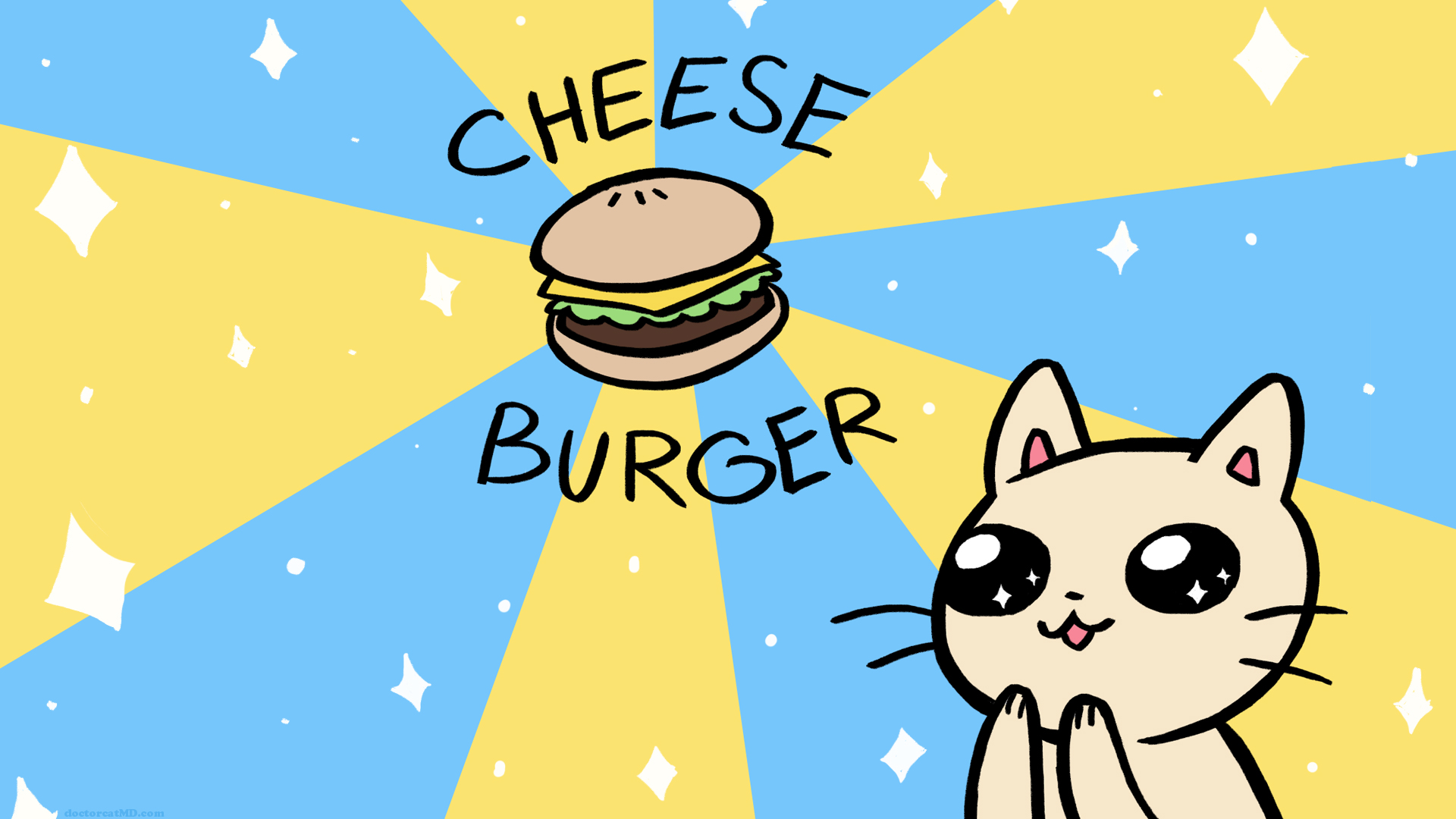 cheese-burger-for-me-D-wallpaper-wpc5803403