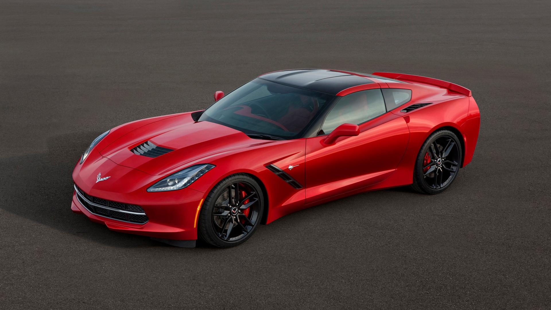 chevrolet-corvette-c-stingray-Corvette-Stingray-White-within-che-wallpaper-wpc5801234