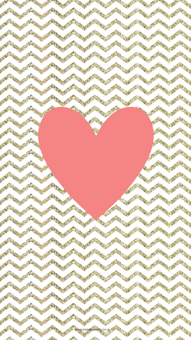 chevron-Heart-×-pixels-wallpaper-wp3604041