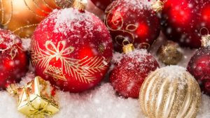 christmas snie wallpaper