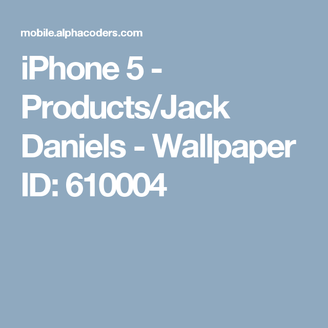 iPhone-Products-Jack-Daniels-ID-wallpaper-wp3607400