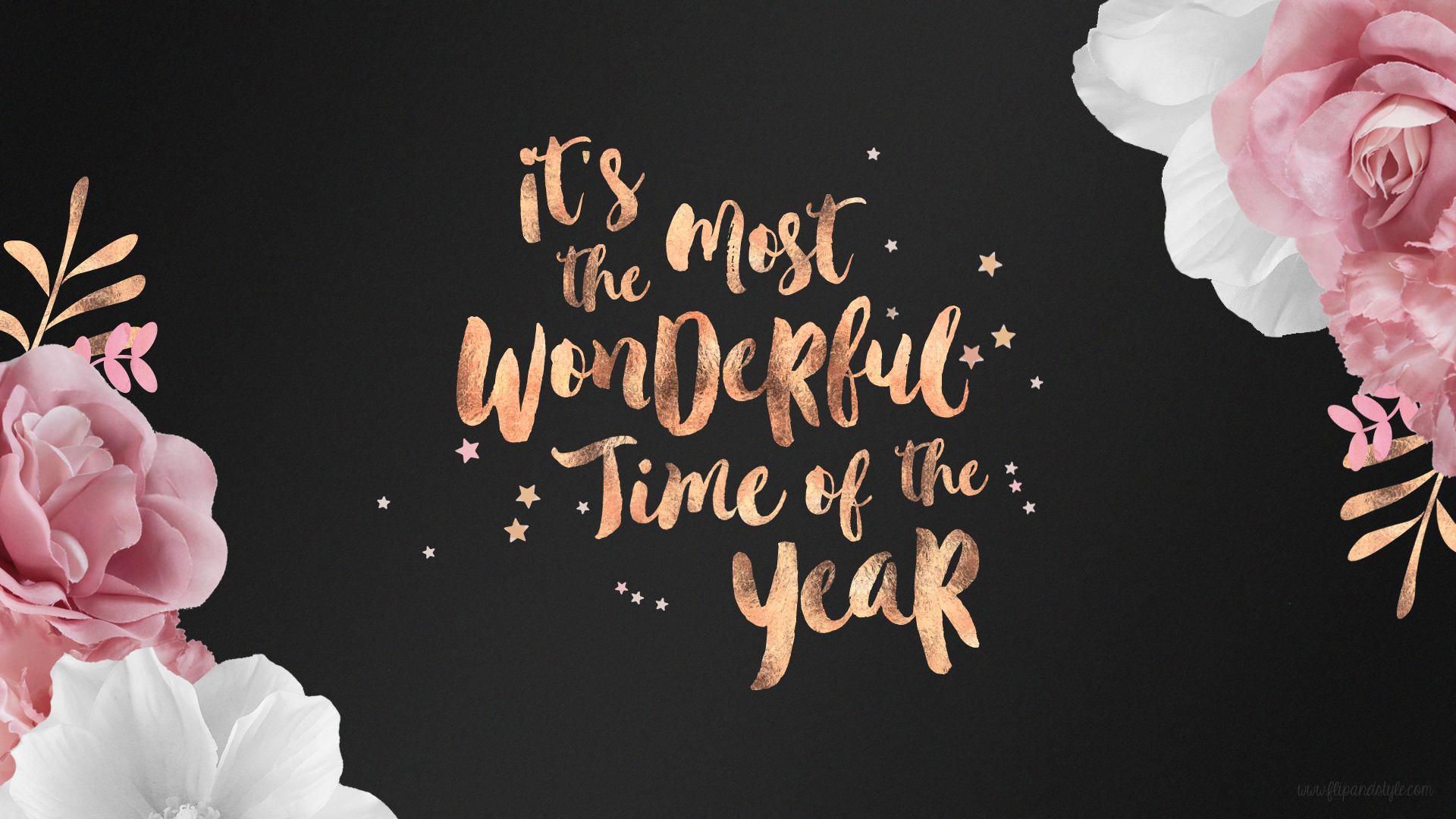 You Can Give A Great And Wonderful Christmas If You: Computer Desktop Wallpaper